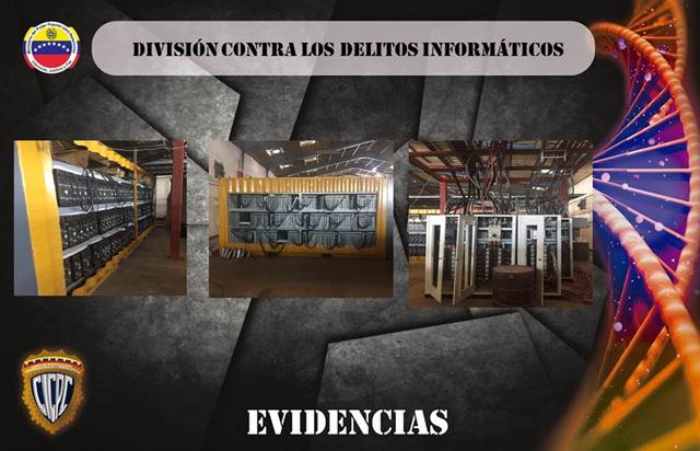 CICPC-Evidence