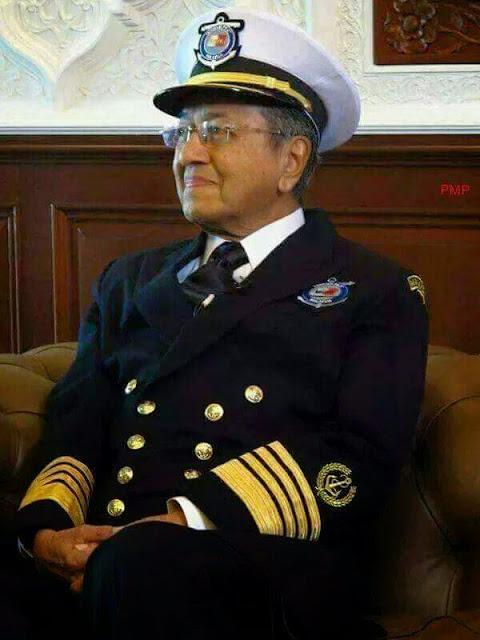 Tulisan Terbaru Mahathir Menyerang Najib!