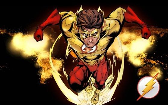 kekuatan-Kid-Flash