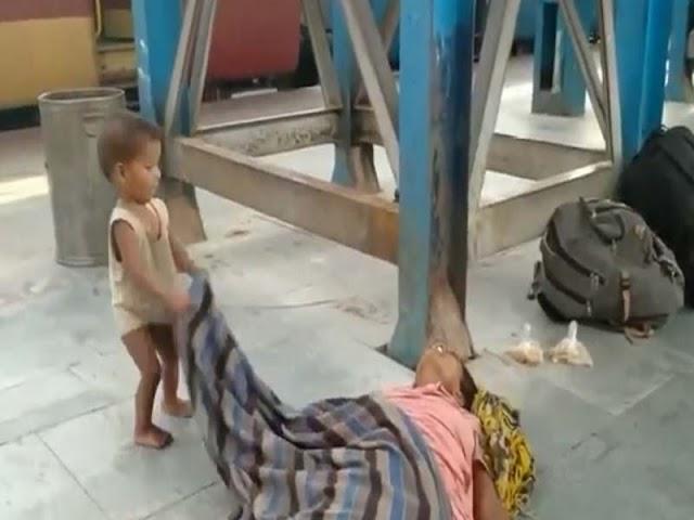 पटना: मृत माँ को बच्चे द्वारा उठाकर ले जाने के मामले पर HC ने लिया संज्ञान, सरकार से मांगा जवाब