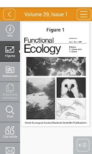 Functional Ecology- screenshot thumbnail