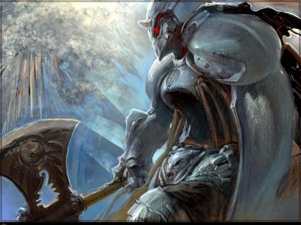 Beautiful Burner Of Fate, Magick Warriors 3