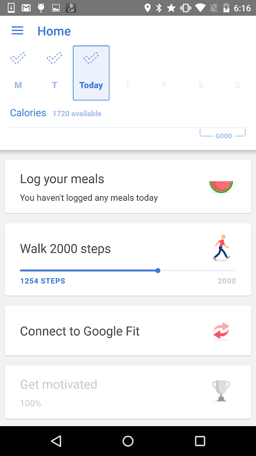 Noom Healthy Weight Loss Coach- screenshot