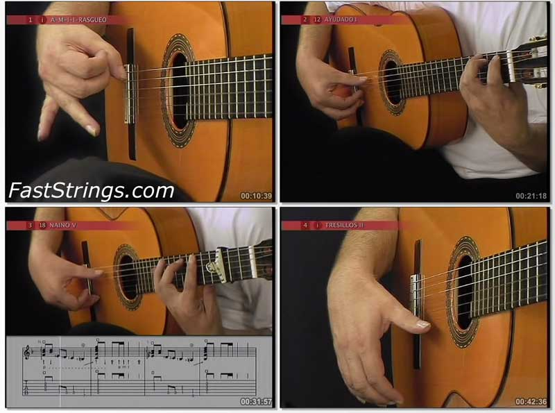 Gerhard Graf-Martinez - Flamenco Guitar Method (Vol 1, 2)