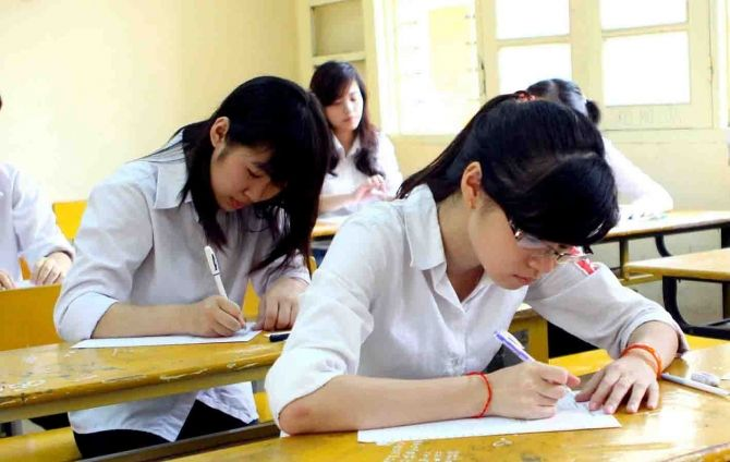 Sửa đổi, bổ sung một số điều của Quy chế thi Trung học phổ thông quốc gia