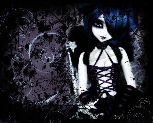 Anime Gothic Girl, Gothic Girls
