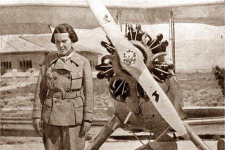 Tarihe Adı Geçen 10 Kadın Pilot