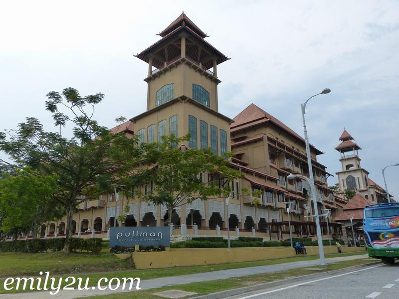 Pullman Lakeside Putrajaya Hotel