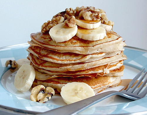 ... Food Cake French Toast Apple Cinnamon Pancakes Banana Walnut Pancakes