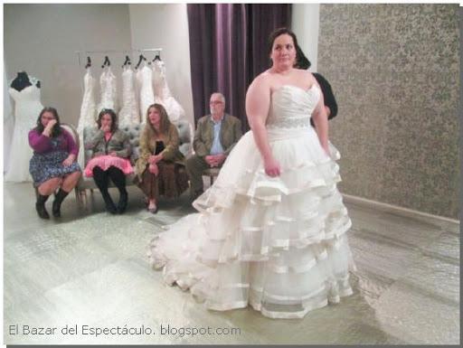 Discovery home and health vestido de novia