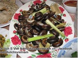Những món ăn hấp dẫn khi tham gia chuyến du lich Mộc Châu