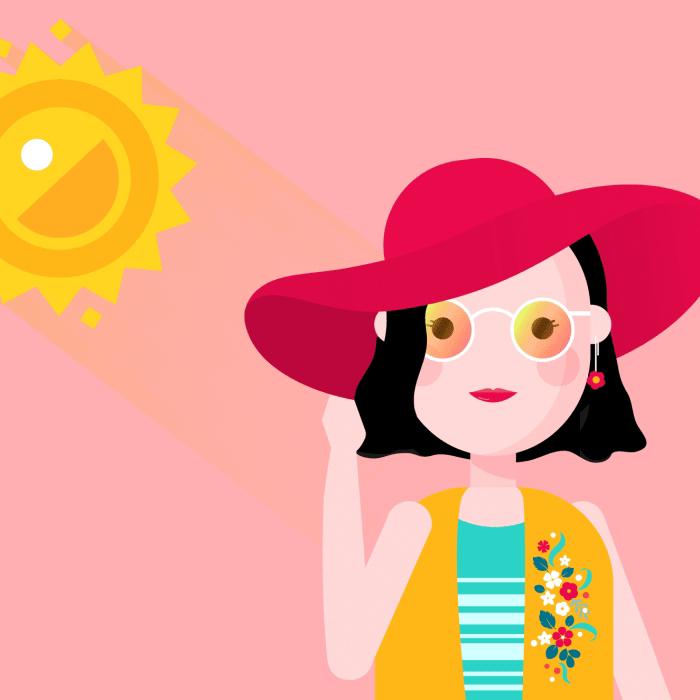 Bahaya Sinar Matahari Bagi Kulit
