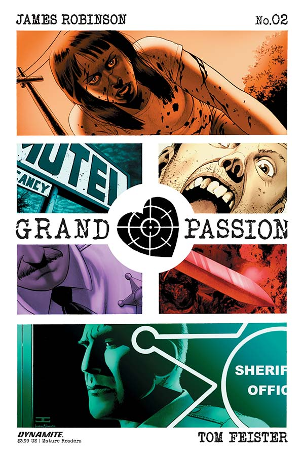 GrandPassion02 Cov A Cassaday