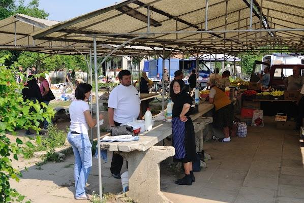 Markt in Hida