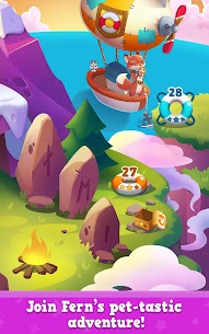 Pet Rescue Puzzle Saga 8
