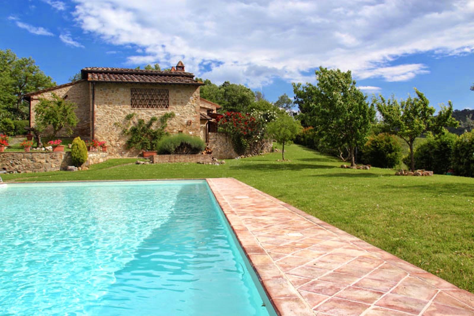 Villa di Pancole_San Gimignano_2