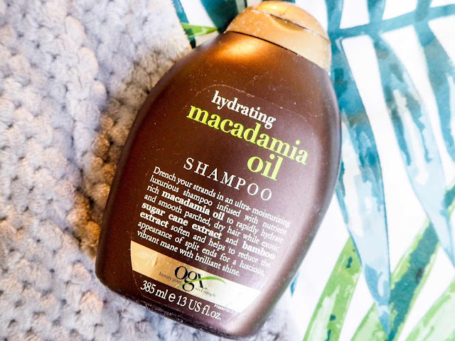 lifestyle-blog-monthly-favourites-ogx-hydrating-macadamia-oil-shampoo-beauty-blog