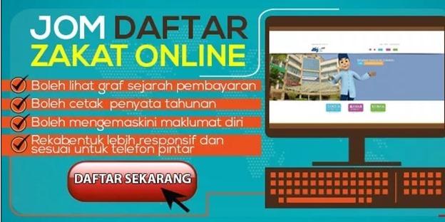 daftar zakat online