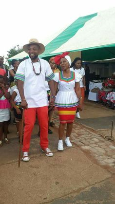Lovely Sepedi Traditional Attire Styles 7
