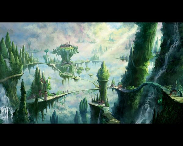 Weird Lands Of Deep, Magical Landscapes 6