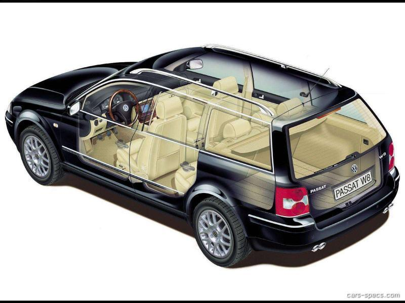 2001 volkswagen passat wagon specifications pictures prices. Black Bedroom Furniture Sets. Home Design Ideas