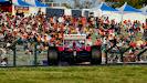 Felipe Massa, Ferrari F138 behind
