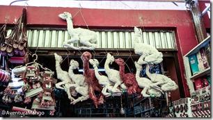 Mercado de las Brujas - Bolivia
