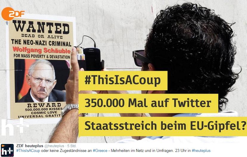 Griechenland: Staatsstreich beim EU-Gipfel