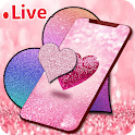 Heart Live Wallpapers: Live Wallpapers icon