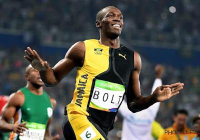 """Usain Bolt a rendu sa médaille: """"C'est douloureux"""""""