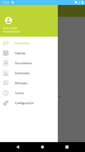 Playcom RRHH screenshot 2