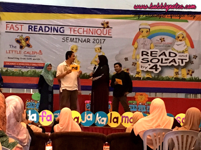 LITTLE CALIPH FAST READING TECHNIQUE SEMINAR 2017 8