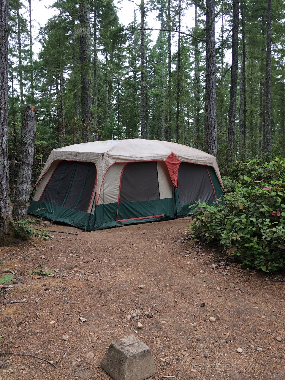 the monster tent