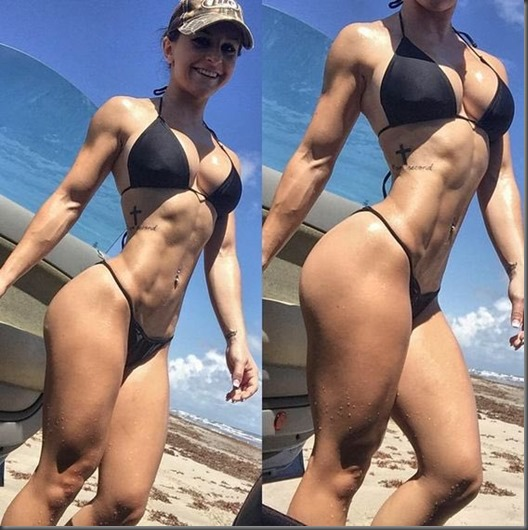 147555129482 - 01 - @BootyAndMuscles @sexycaps @ABikiniADay @FlyyestBunnies @Buffyshots @fitnessgirls20 http_bit.ly_2akD7lI