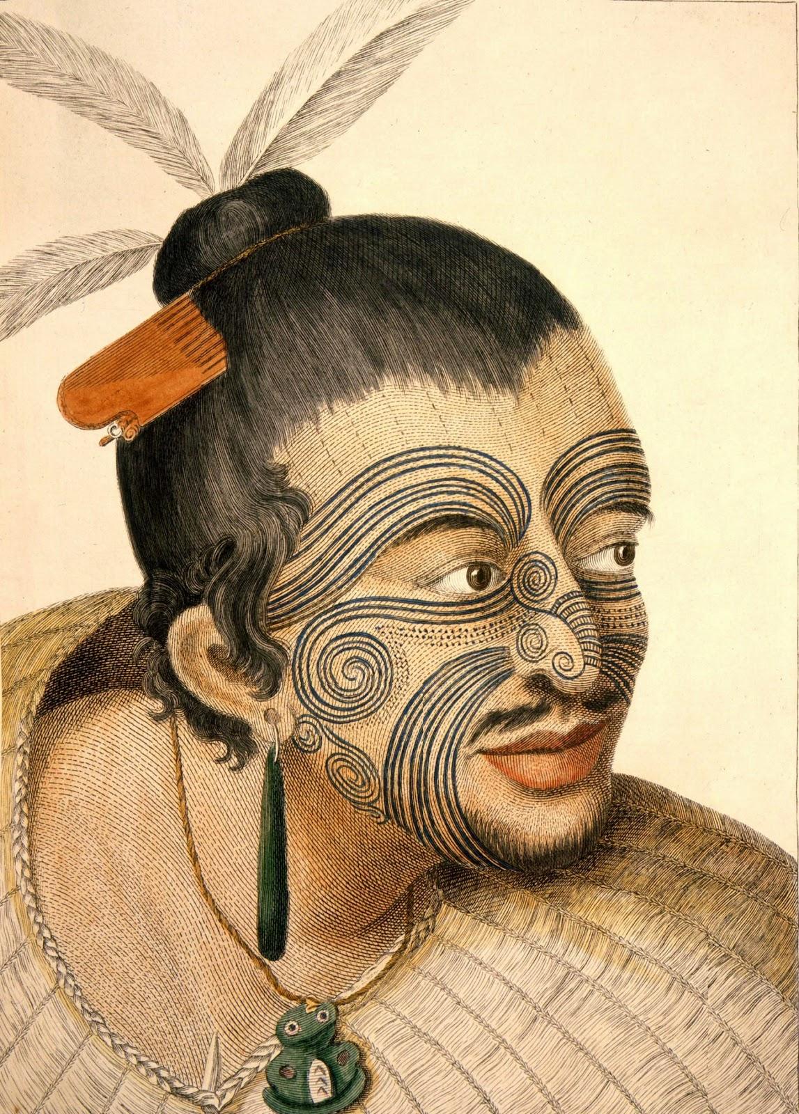 Tā moko   Wikipedia the free encyclopedia