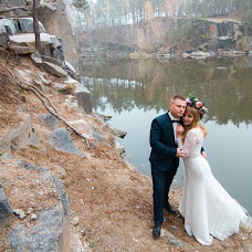 Wedding photographer Andrey Didkovskiy (Didkovsky). Photo of 21.01.2018