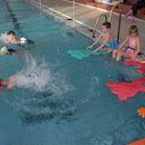 Plavecký výcvik 2.C, 2.D