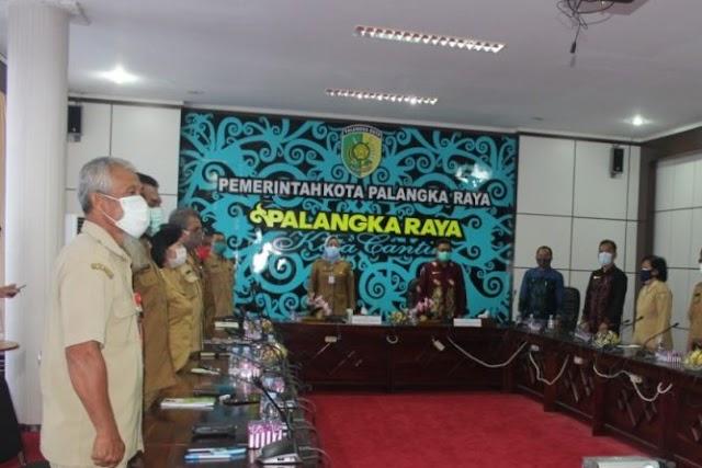Inspektorat Palangka Raya Gelar Workshop
