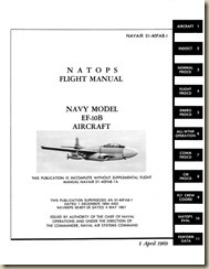 Douglas EF-10B Flight Manual April 1969_01