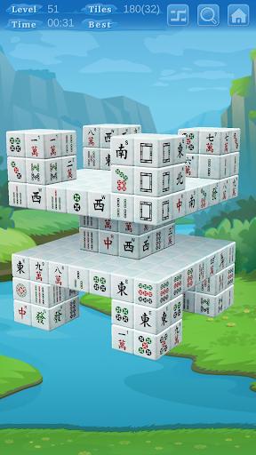 Stacker Mahjong 3D screenshot 5