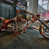 Full Throttle Motorcycle Expo - 1/26/14