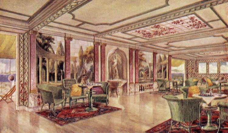 17-Verandah Cafe. Libro de Información para el Pasajero.Año 1913-1914. CTE.jpg