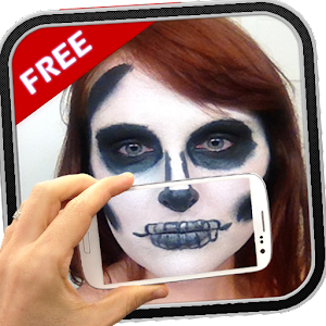 Halloween Makeup Face - Android Apps on Google Play