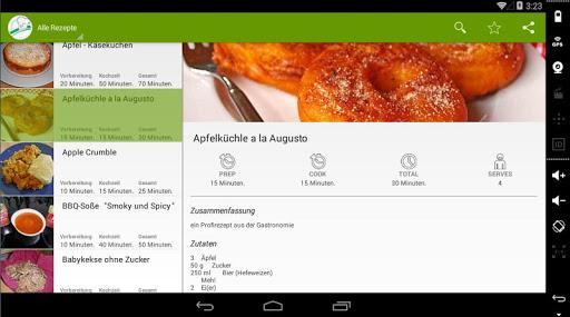 Schnelle Rezepte V12 for Android Free Download -