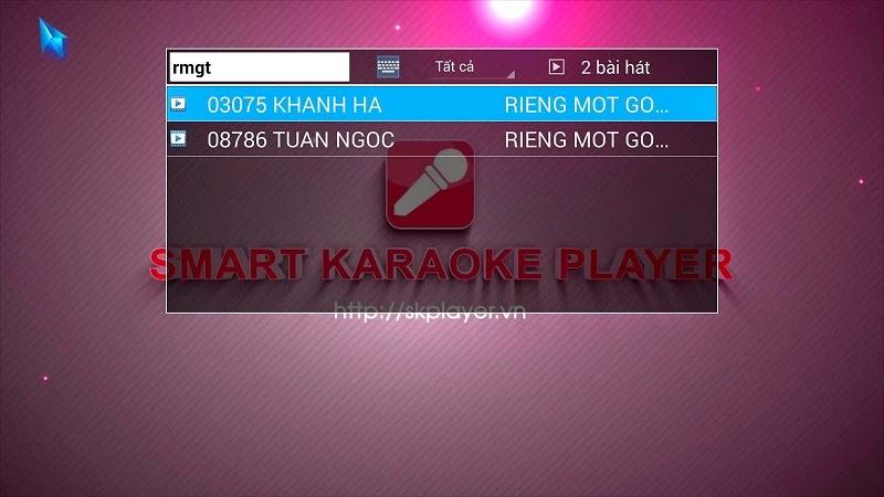 Hát KaraokeTrên Android Box- HDPlayer Himedia Q10 IV - 77822