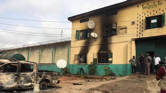 Gunmen Kill Soldiers At Nigerian Prison Facility, Set Inmates Free
