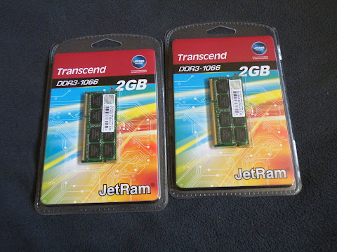 メモリの高騰前に入手したTranscend JM1066KSU-2G