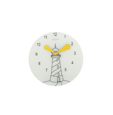 Lighthouse Väggklocka
