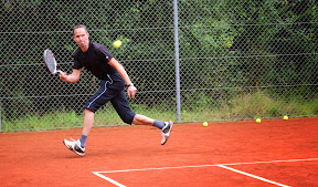 Sportsfesten - tennis