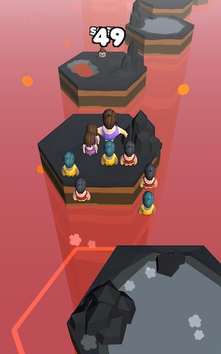 Crowd Jump apktram screenshots 3